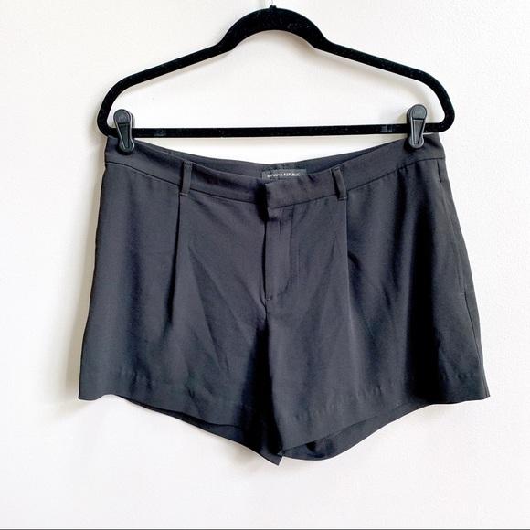 Banana Republic Pants - Banana Republic Black Dress Shorts
